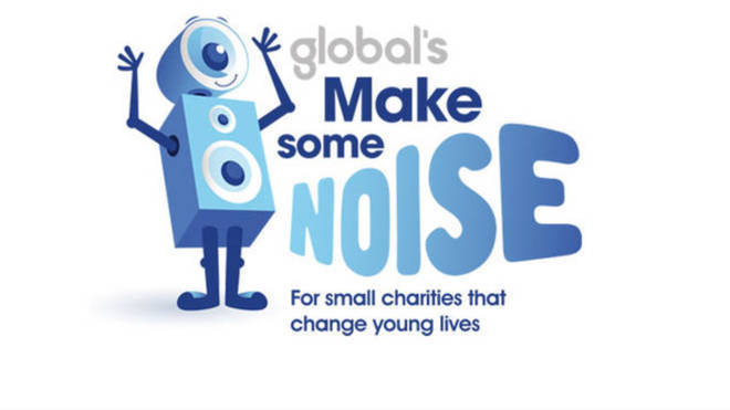 Global's Make Some Noise Day is On Friday 11th October 2019