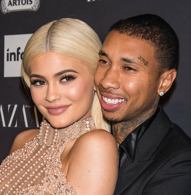 Jenner and Tyga dated from 2014 until their split in early 2017, a few months before she became involved with Travis Scott.