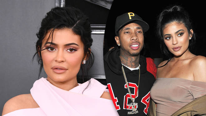 Kylie and Tyga were spotted partying at the same club on Saturday night.