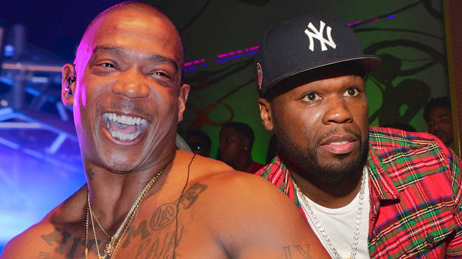 Ja Rule fired shots at longtime rival 50 Cent during his appearance on Watch What Happens Live.