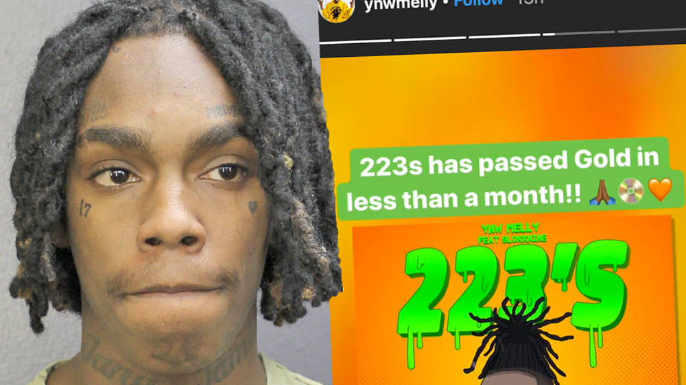 YNW Melly Thanks Fans From Jail After New Song '223's' Goes Gold