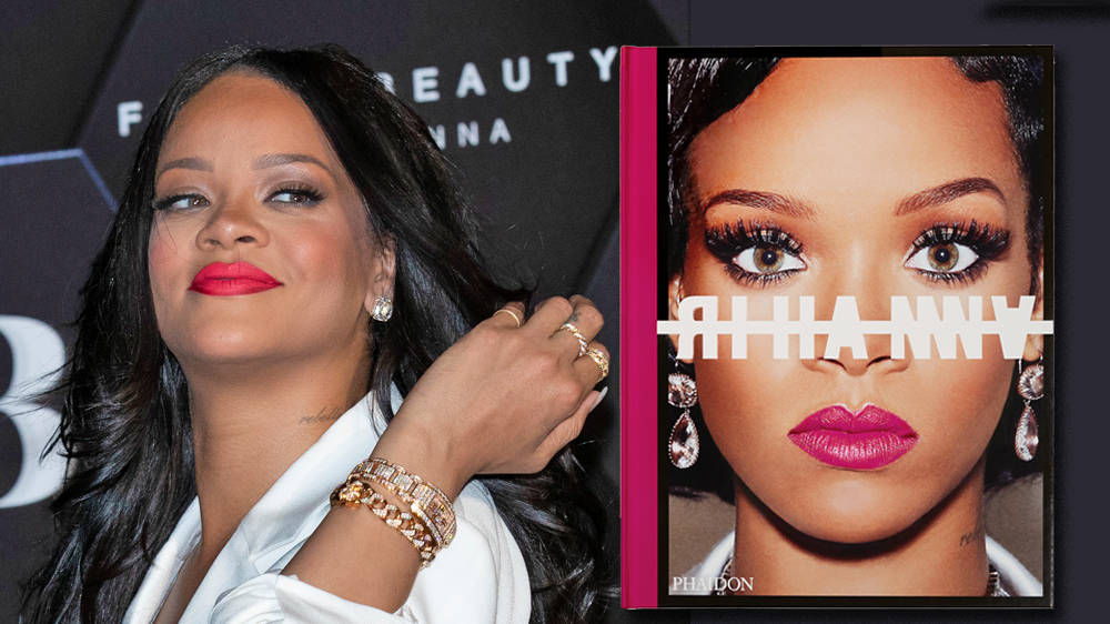 Rihanna Launches Coffee Table Book Featuring Over A 1000 Photos Of Herself