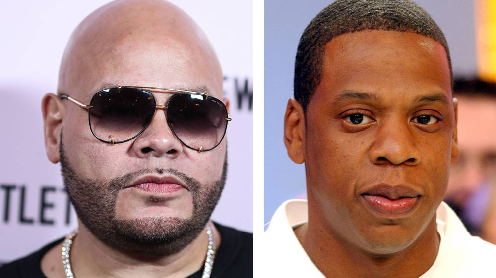 Fat Joe Finally Revealed His Beef With Jay Z Was Over 'Street Ball'