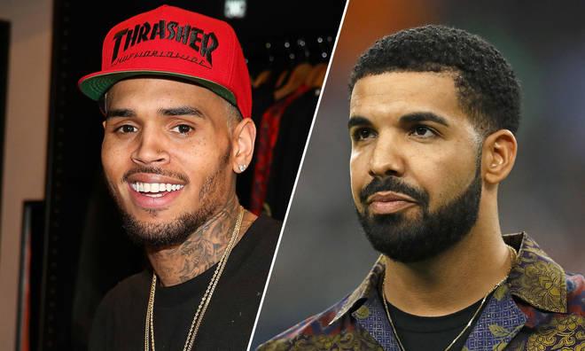 Chris Brown & Drake.