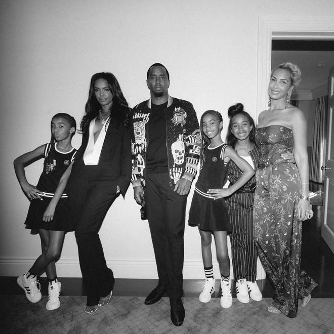 Diddy shared his love for the mothers of his kids - Misa Hylton, Sarah Chapman and the late Kim Porter.