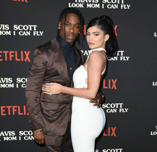 "Kylie Jenner and Travis Scott were last spotted together the premiere of Scott&squot;s Netflix documentary ""Look Mom I Can Fly"","