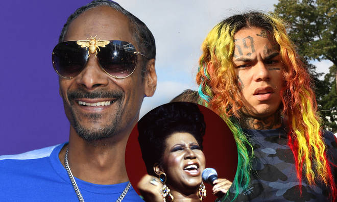 "Snoop Dogg compared Tekashi 6ix9ine&squot;s ""snitching"" to Aretha Franklin&squot;s singing."