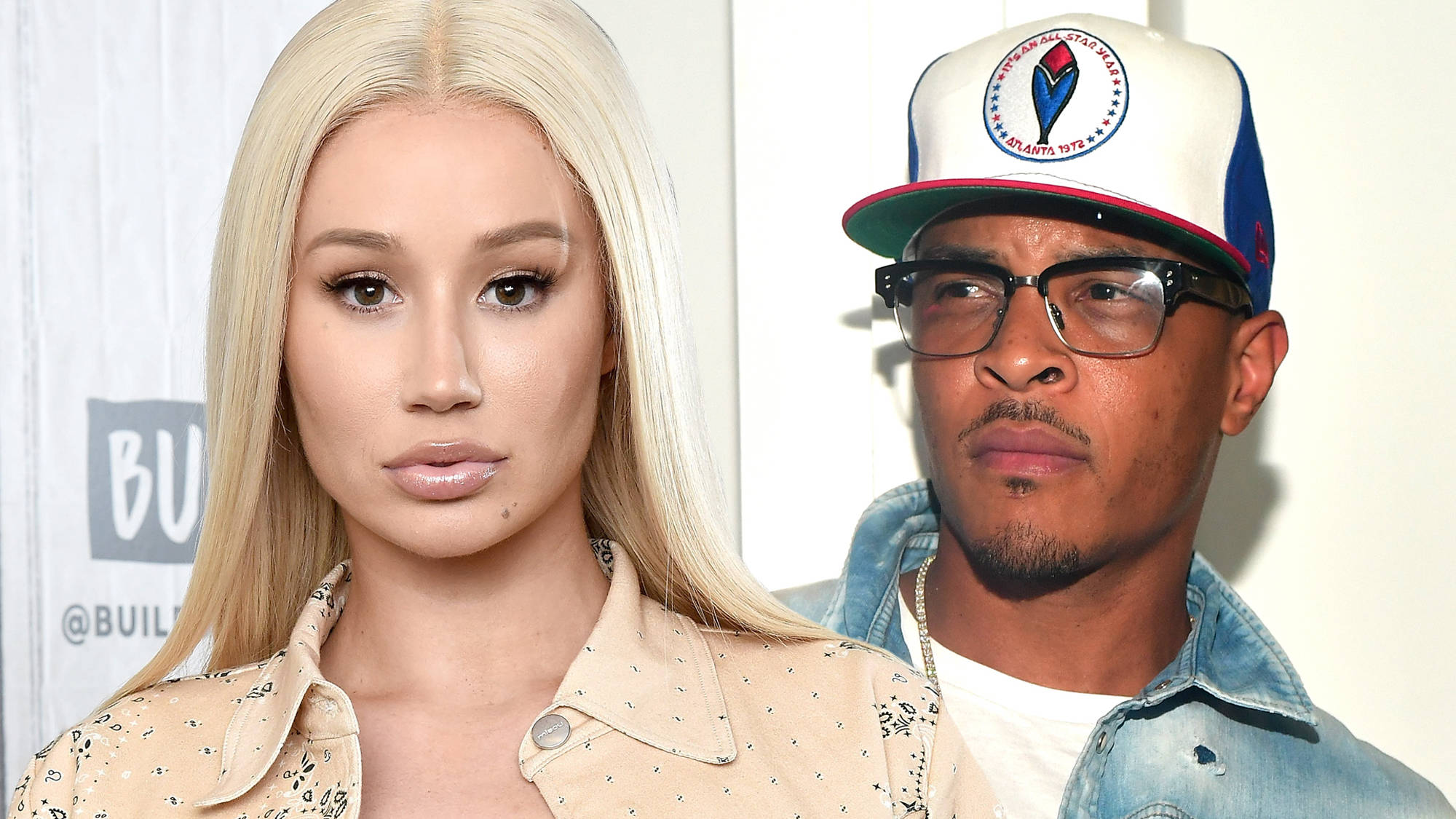 """Iggy Azalea Claps Back At T.I. After He Calls Her The """"Tarnish of My Legacy"""""""