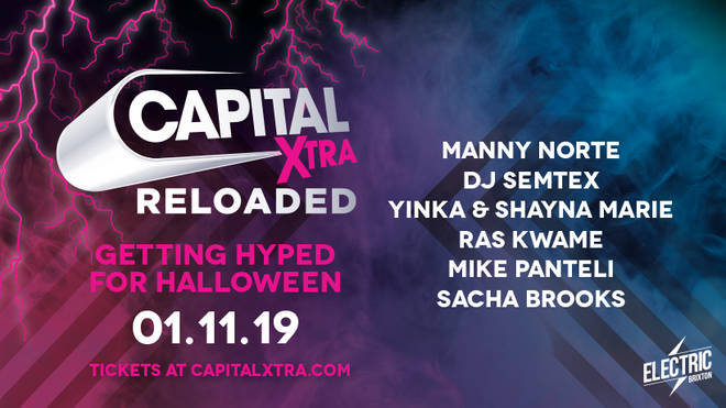 Capital XTRA Reloaded Live 2019