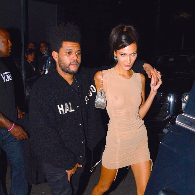 A representative for The Weeknd has confirmed that he and Bella Hadid have not got back together.