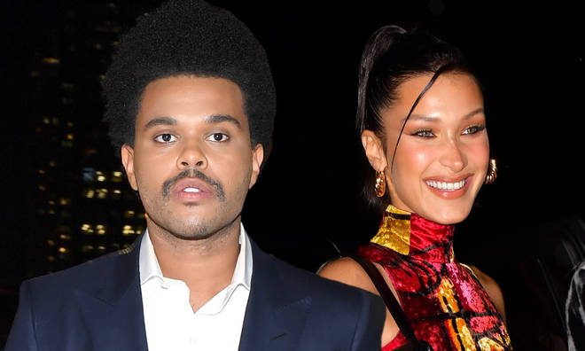 The Weeknd's reps have denied rumours of reconciliation with ex-girlfriend Bella Hadid.