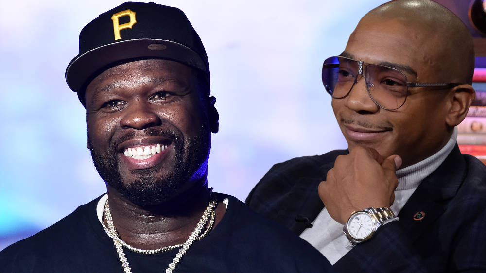"""50 Cent Trolls Ja Rule By Claiming He's """"Afraid"""" And """"Hiding"""" From Rapper"""