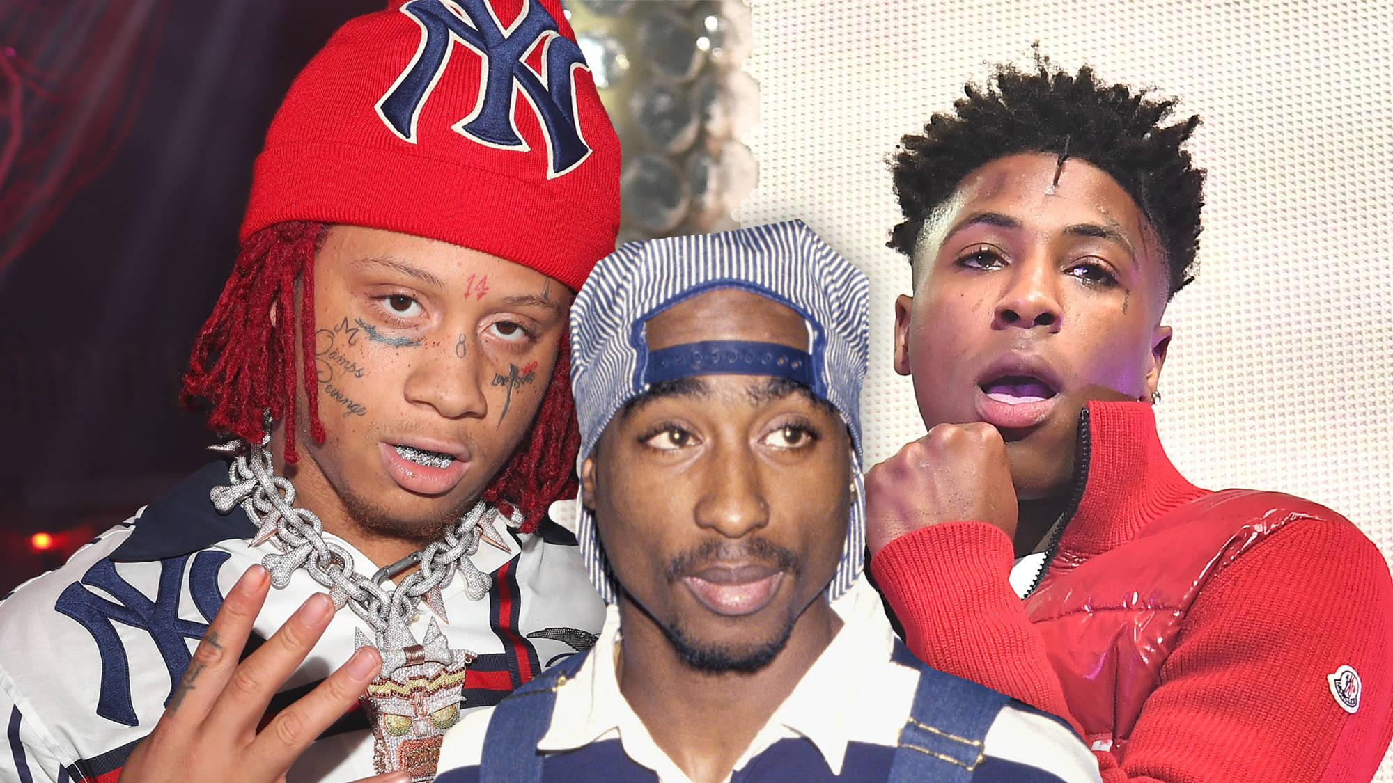 Trippie Redd Claims Rapper NBA Youngboy Is Tupac Shakur
