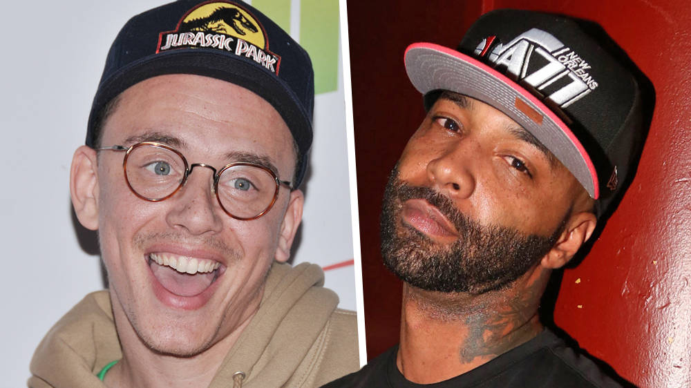 "Joe Budden Labels Logic ""One Of The Worst Rappers To Ever Grace A Mic"""