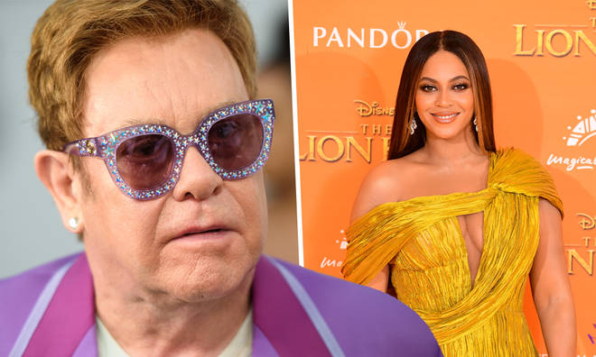 "Elton John claims The Lion King soundtrack was ""huge disappointment"""