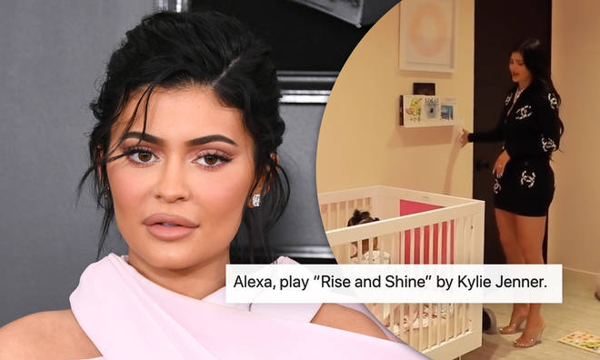 Memes of Kylie Jenner singing 'Rise and shine!' are taking over the Internet.