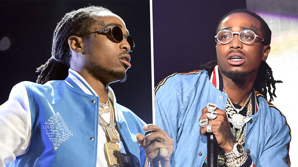 Rhythm + Flow Rapper Drops Diss Track About Quavo After Being Criticised By Him