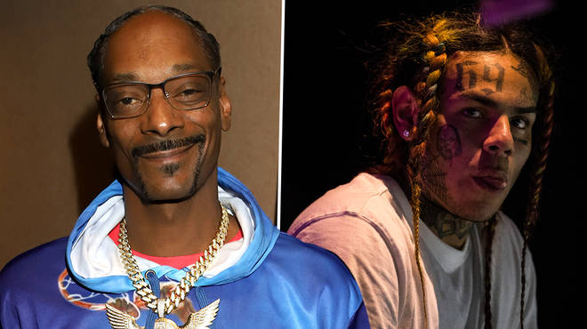 Snoop Dogg has trolled Tekashi 6ix9ine on Instagram with a specific MAGA hat slogan