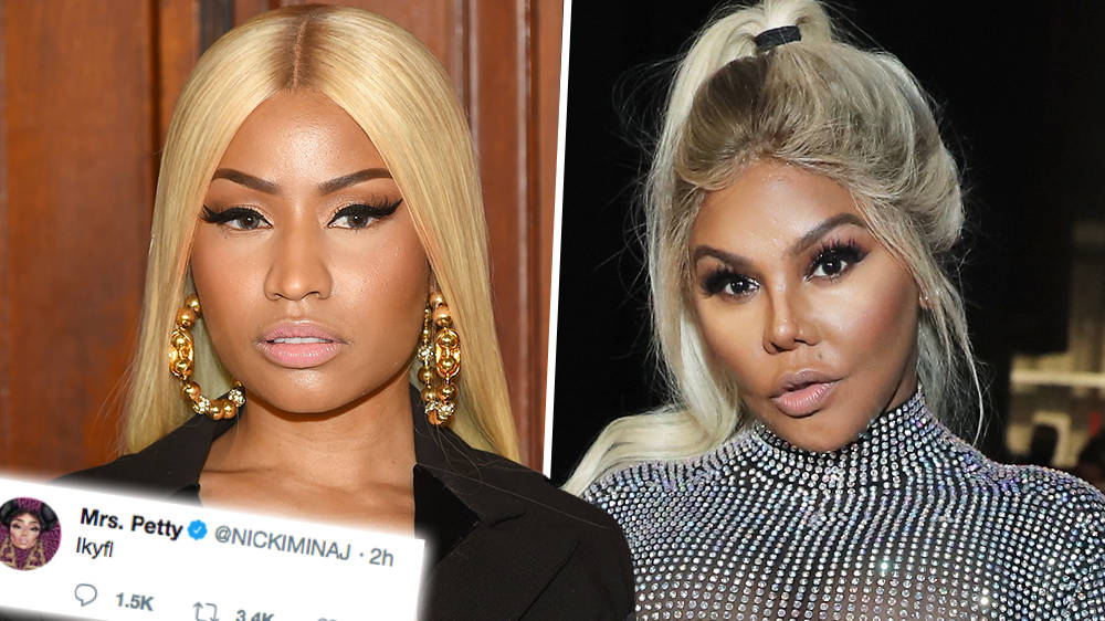 Nicki Minaj Accused Of Mocking Lil Kim's Album Sales On Twitter