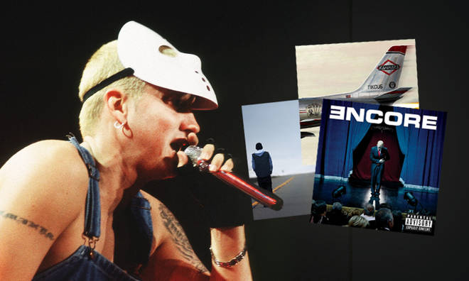 Eminem's Best Album: Ranked By Fans
