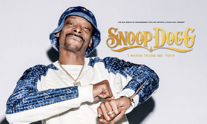 Snoop Dogg is heading to the UK!