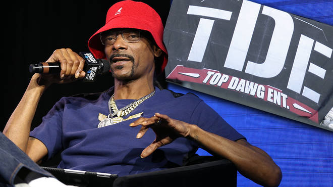 Snoop Dogg allegedly claims TDE is a better version of Death Row Records