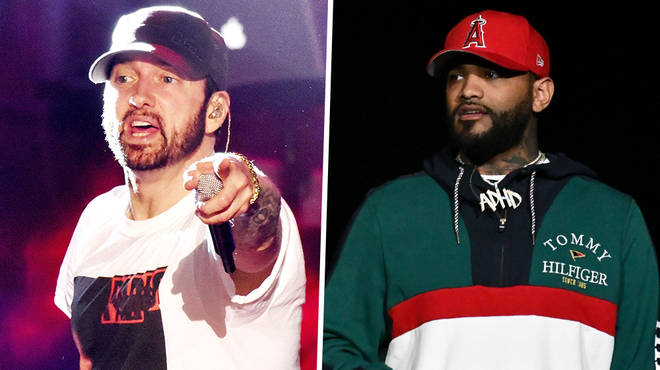 Eminem & Joyner Lucas' snippet to 'What If I Was Gay' leaks online