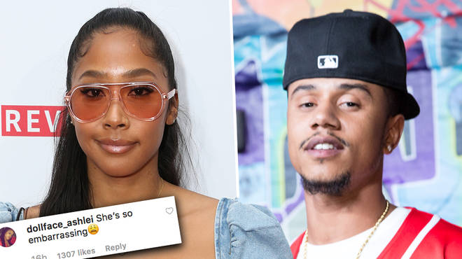"Apryl Jones receives backlash after ""best of my life"" sexual remarks about Lil Fizz"