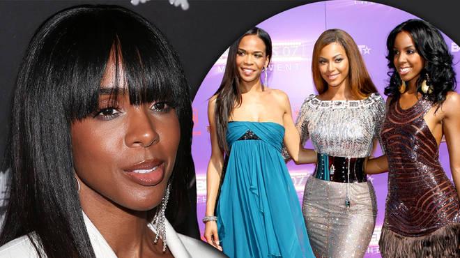 Kelly Rowland addresses Destiny's Child reunion rumours