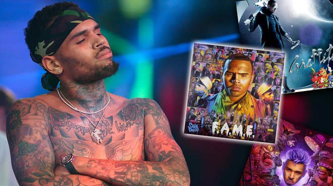 Rank Chris Brown's Best Album