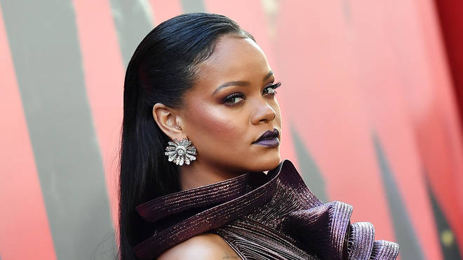 Rihanna attends the World Premiere of 'Oceans 8' in New York.