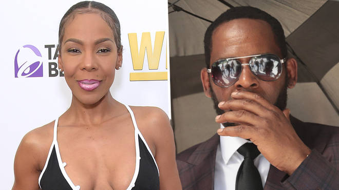 Andrea Kelly reflects on her relationship with R Kelly