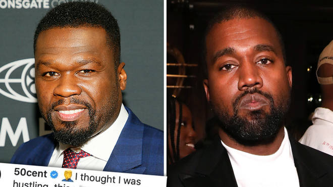 50 Cent mocks Kanye West's Sunday Service brunch
