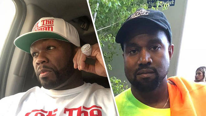 50 Cent Kanye West