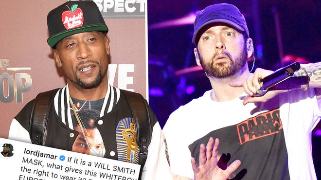 Lord Jamar accuses Eminem