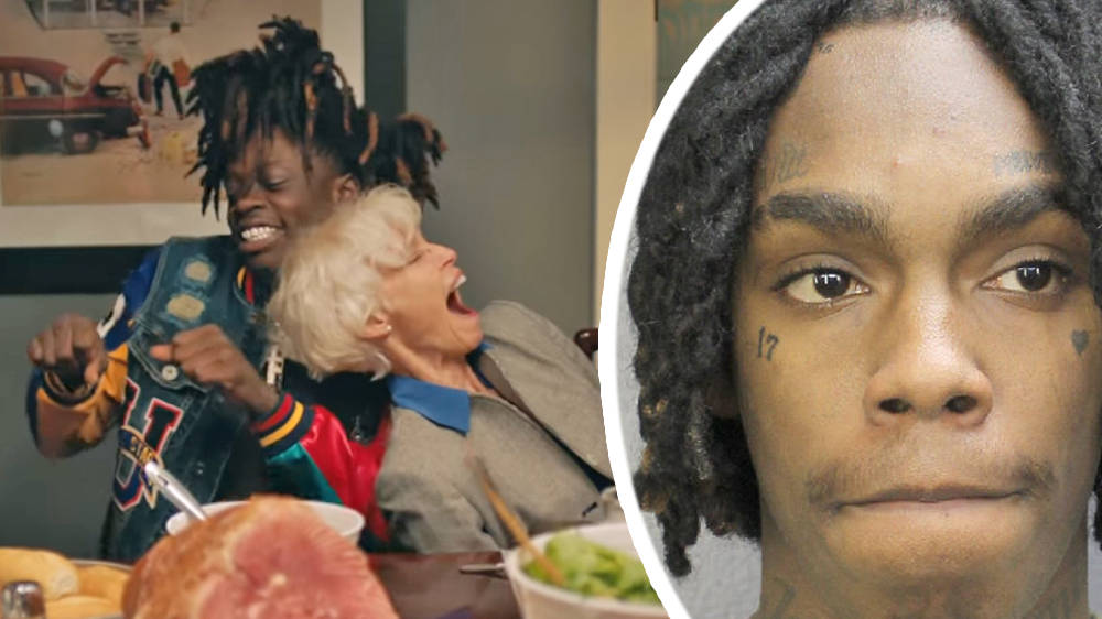 YNW Melly reacts to '223s' music video from jail cell