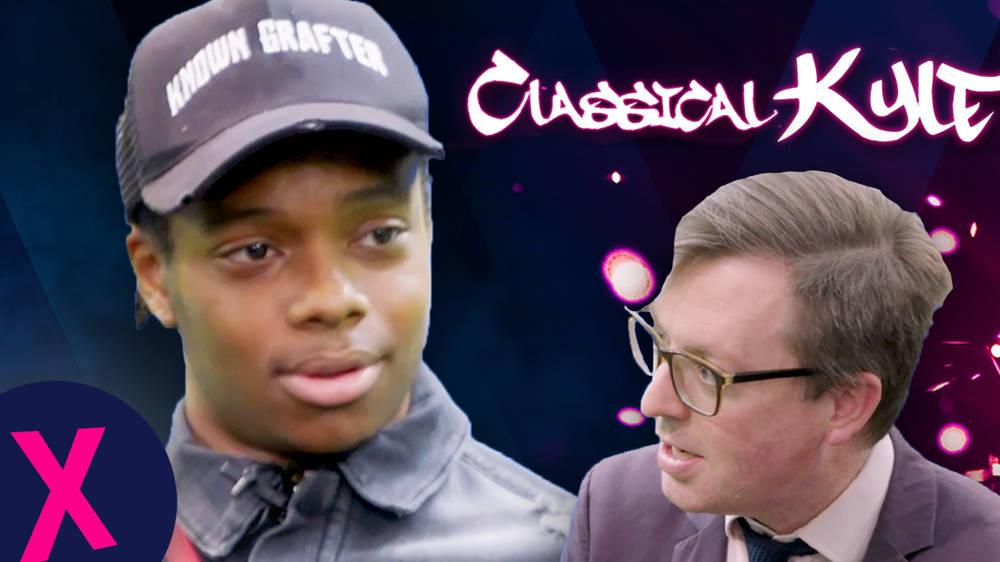 Poundz Explains 'Opp Thot' To Classical Kyle