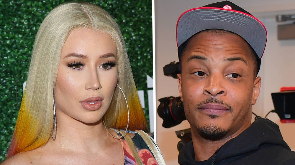 """Iggy Azalea says T.I. """"needs therapy"""" after admitting he has daughter's hymen checked"""