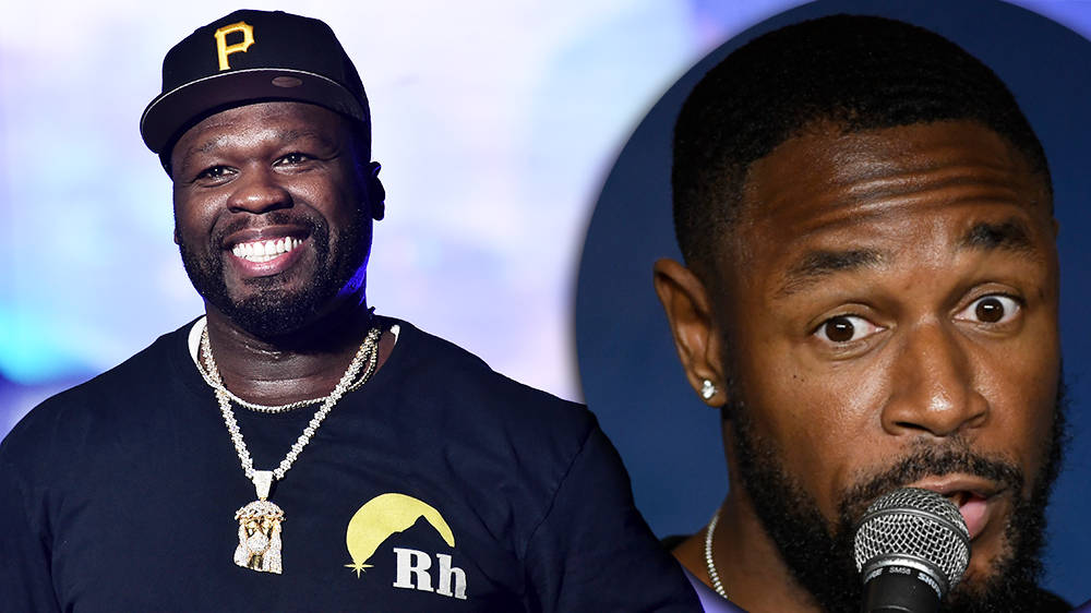 50 Cent roasts Tank with 'Pride' picture following sexuality debate