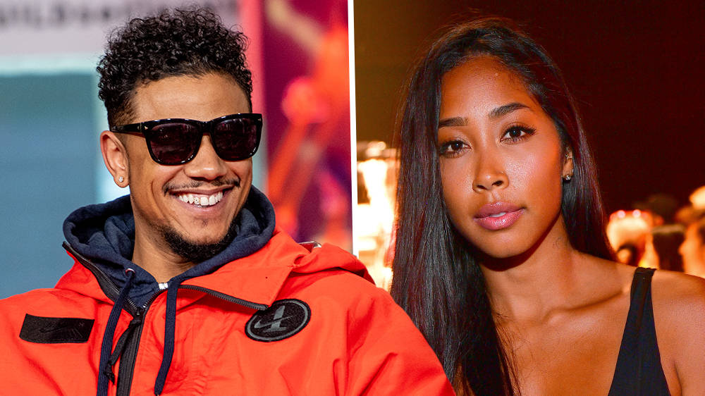 Lil Fizz & Apryl Jones shut down pregnancy rumours after moving in together