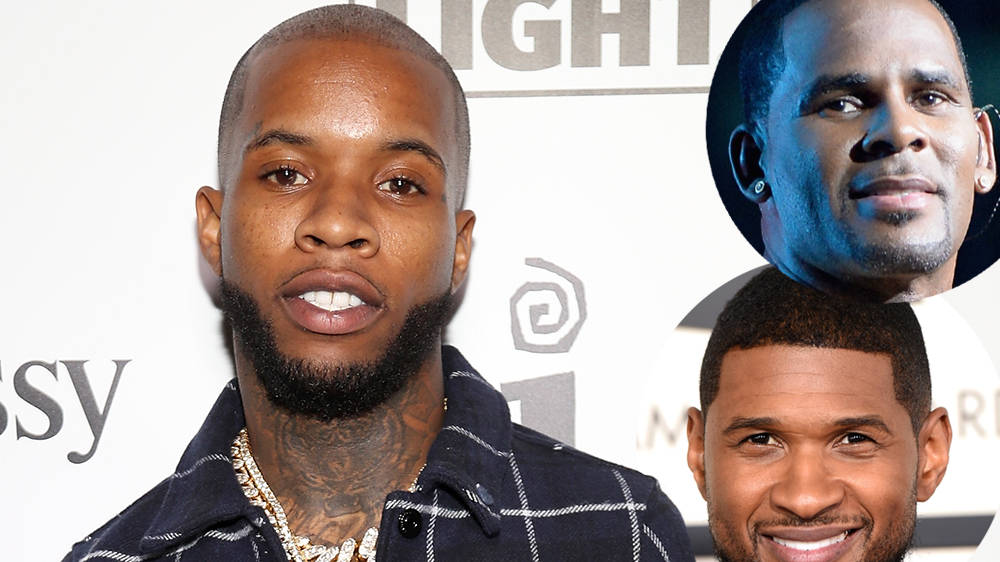 Tory Lanez lists his top 5 R&B artists as 'king of genre' debate continues