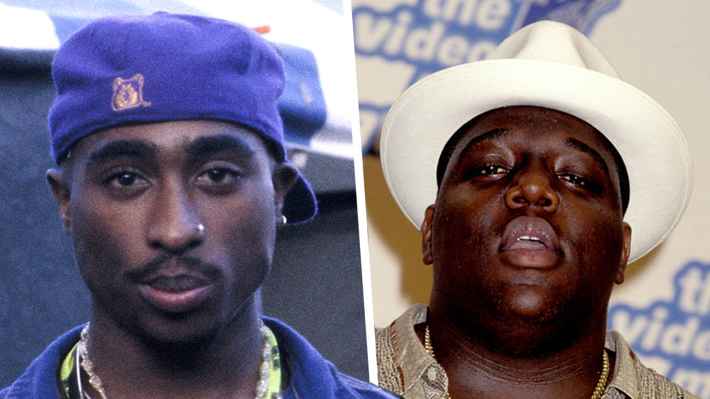 Biggie & Tupac's deaths investigated in new 'Slow Burn' podcast