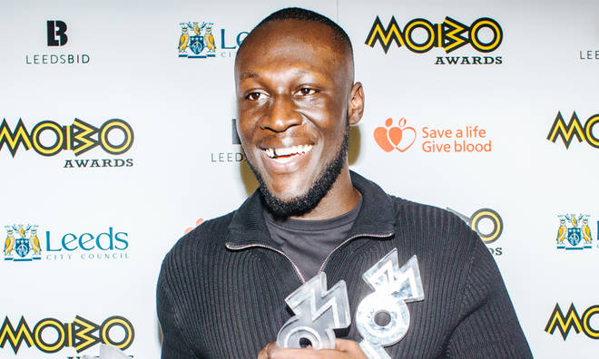 Stormzy wins big at the MOBO Awards 2017