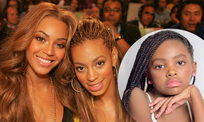 Beyonce and Solange have a half sister named Koi Knowles, who shares the same father as the famous siblings, Mathew Knowles.