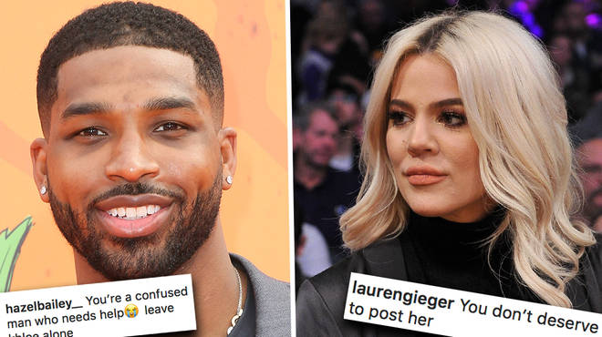 Tristan Thompson has been trolled by fans after posting a Khloe Kardashian tribute on Instagram