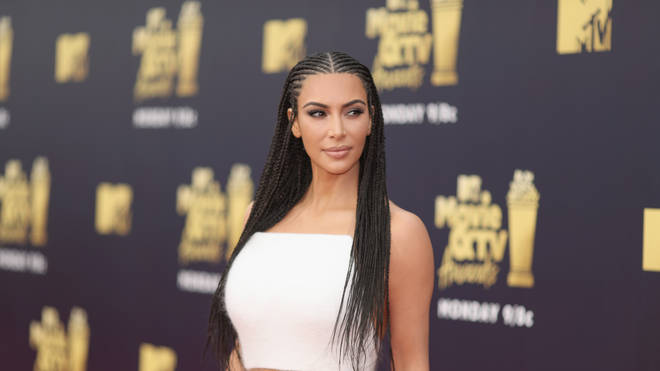 Kim Kardashian at MTV TV and Movie Awards 2018