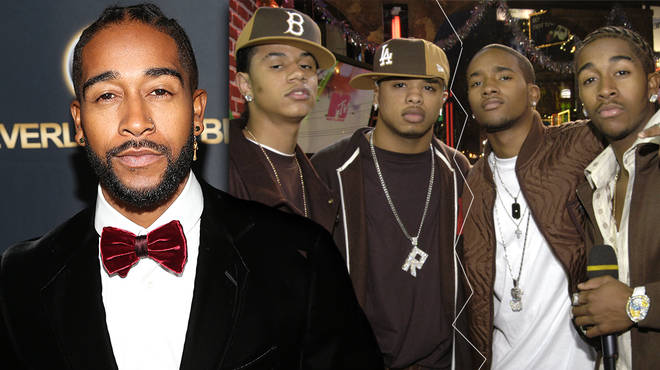 Omarion exposes the initial reason behind B2K's break up