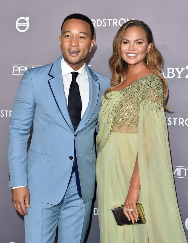 John has been married to Chrissy since 2013. (Pictured here at the 2019 Baby2Baby Gala.)
