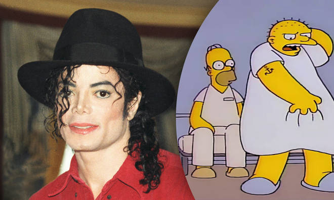 Disney+ have removed an episode of 'The Simpsons' which featured Michael Jackson following the sexual abuse allegations made against him.
