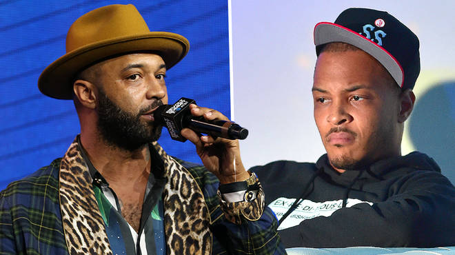 "Joe Budden ""thinks twice"" about what he posts about his kids after T.I&squot;s daughter hymen situation"